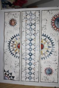 Yvonne Brown tiles