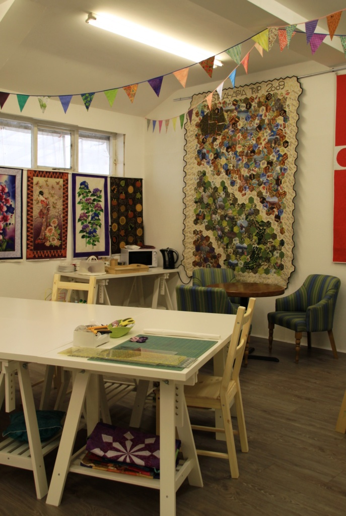 workshop for patchwork classes