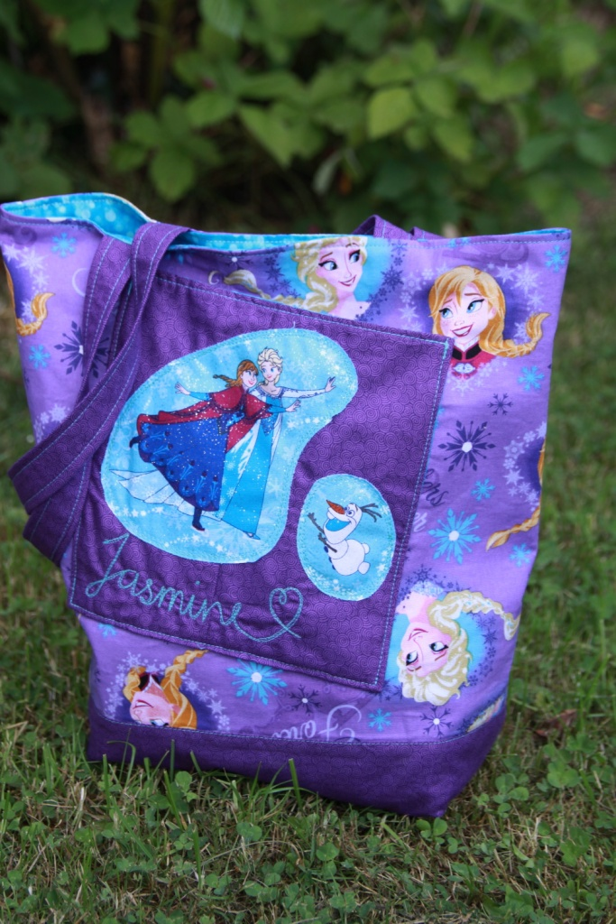 Frozen disney bag