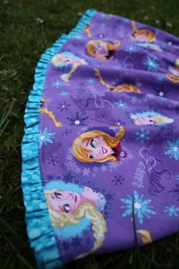 Frozen disney skirt