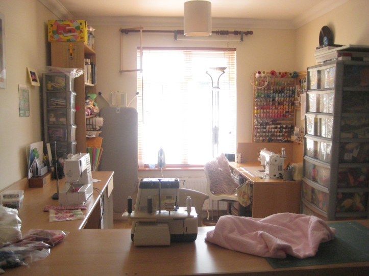 atelier sewing room