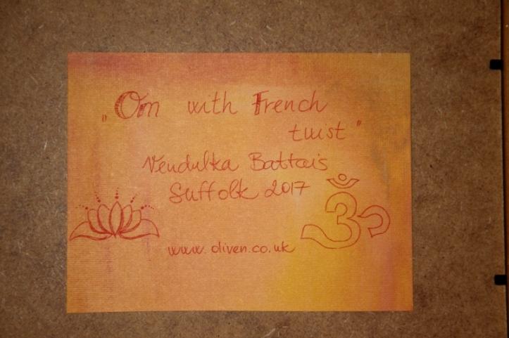 om with french twist