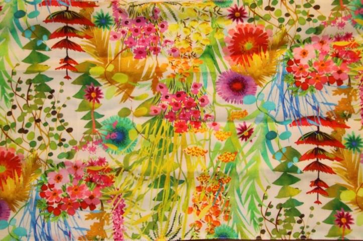 Liberty lawn scarf