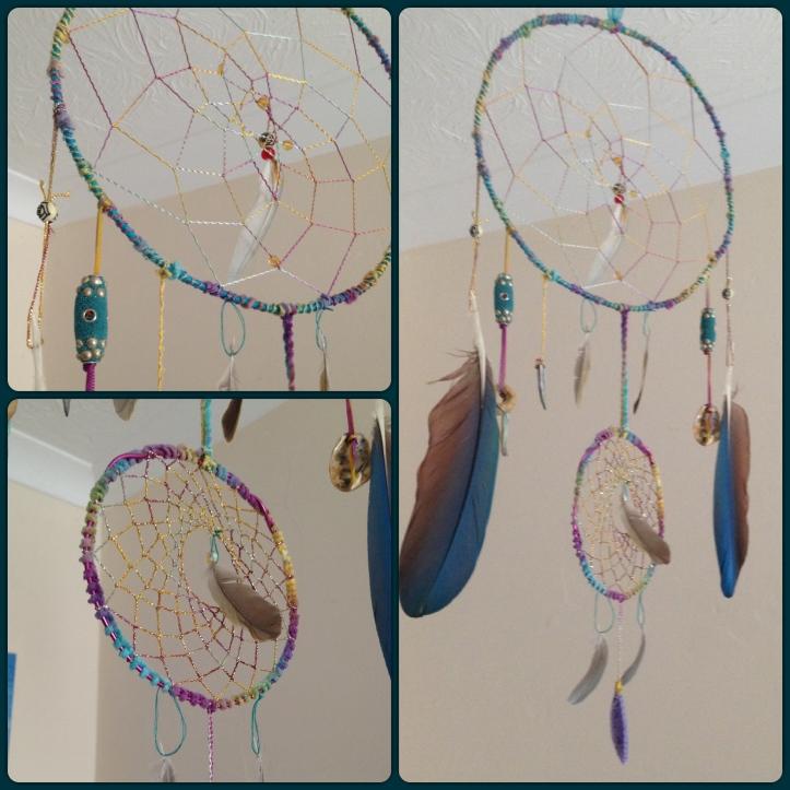 dream catcher textiles