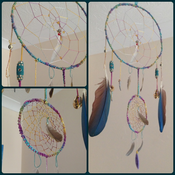 dream catcher textiles
